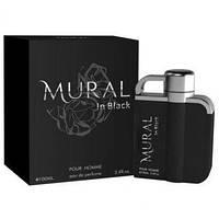 Туалетная вода для мужчин Mural in black 100ml