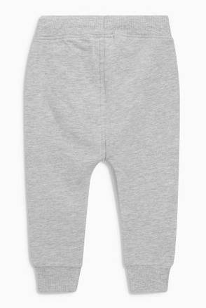 Спортивные штаны (джоггеры) Next на микрофлисе для мальчика, фото 2