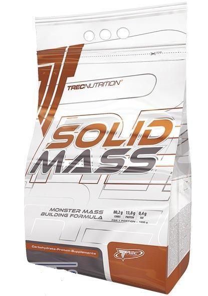 Гейнер TREC nutrition Solid Mass 3 kg