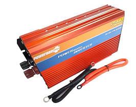 Преобразователь PowerOne Plus 24V-220V 2500W