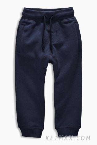 Спортивные штаны (джоггеры) на микрофлисе Next для мальчика