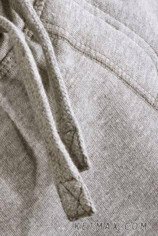 Спортивные штаны (джоггеры) на микрофлисе Next для мальчика, фото 2
