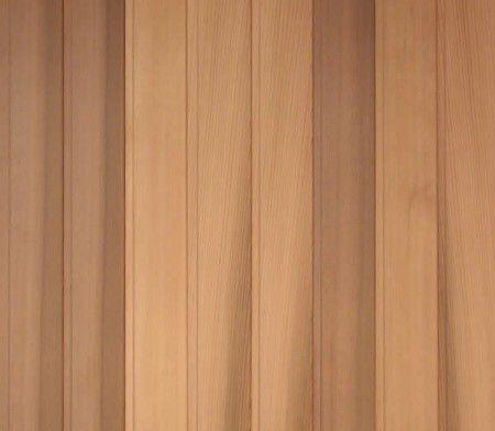 Вагонка Канадский кедр 106х13,8 мм ламинированная, Sawo