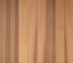 Вагонка Канадский кедр 106х13,8 мм ламинированная, Sawo (цена за 1 м.кв.)
