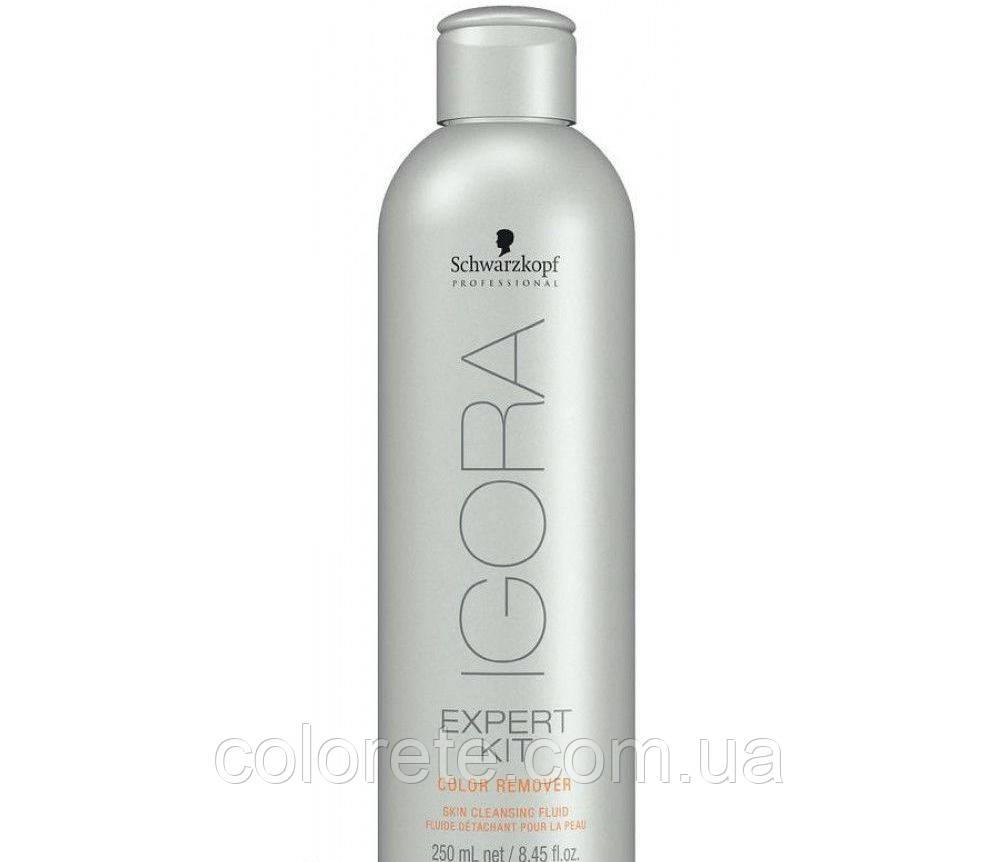 Igora Remover средство для снятия краски с кожи