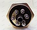 "Блок тэн 7,5 кВт 1,5"" (наружная резьба 47мм) для котла отопления Sanal Турция, фото 4"
