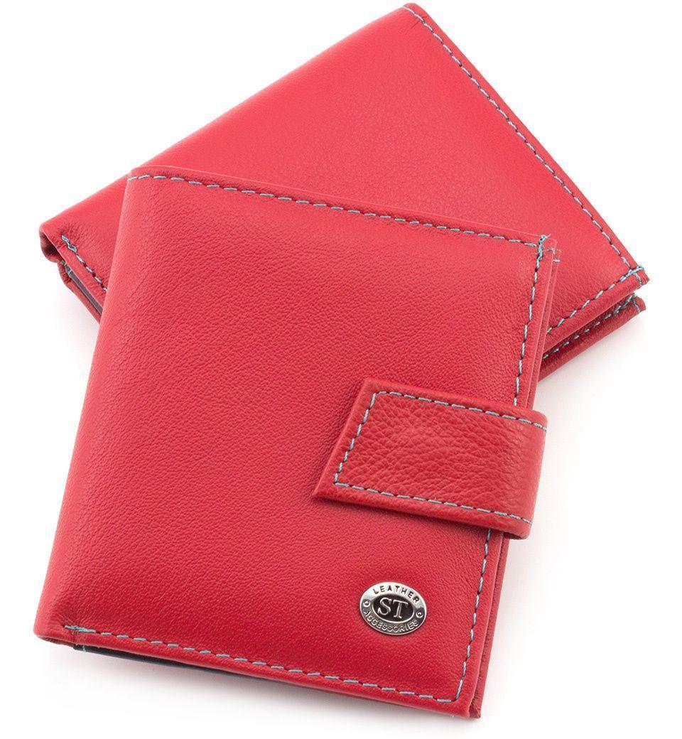 Гаманець жіночий гаманець ST430 Червоний