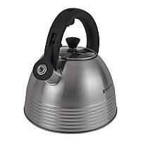 Чайник со свистком 3л Polaris Classica-3L