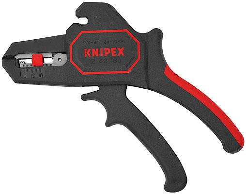 KNIPEX Стрипер инструмент для удаления изоляции 12 62 180