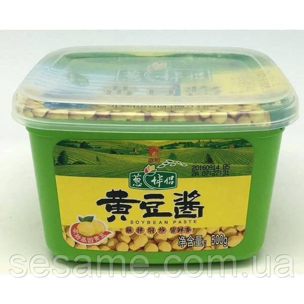Соевая паста из бобов 500 грамм (Китай)