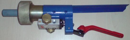 Пистолет пескоструйный для аппаратов серии АСО-150 (напорный)