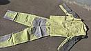 Костюм пескоструйщика брезентовый со спилоковыми вставками, фото 2