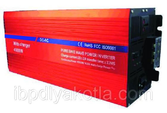 Несетевой инвертор Altek А-12P800/C 800Вт, с функцией ИБП
