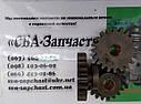 Шестерня компрессора ГАЗ3309 3310 МАЗ 4370 ЗИЛ 5301 L=14мм А29.01.200, фото 2