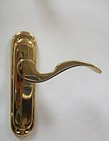 Дверные ручки Doganlar Semfoni Kut L-62 мм  альберфин