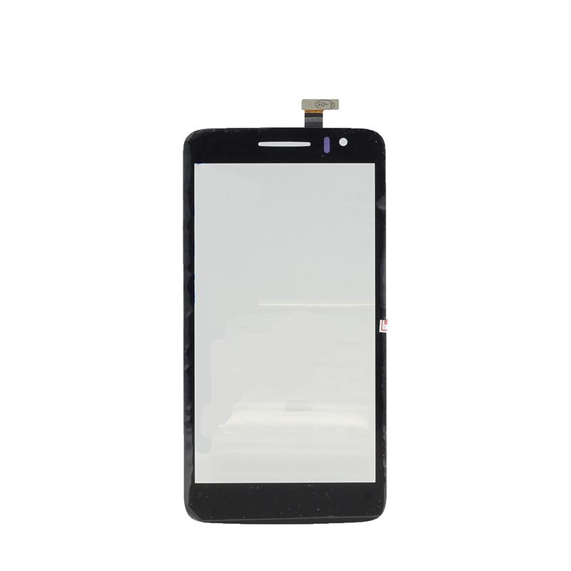 Сенсорный экран (тачскрин) Alcatel 8008D One Touch Scribe HD black