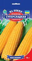 Семена - Кукуруза суперсладкая, пакет 10 г