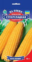 Кукуруза суперсладкая, пакет 10 г - Семена кукурузы