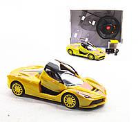 Машина на радиоуправлении Ferrari , на аккумуляторе