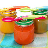 Пюре,йогурты,пудинги, супы для детей