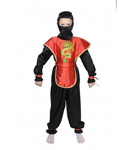 """Детский карнавальный костюм """"Ниндзя"""" для мальчика"""