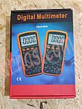 Мультиметр (тестер) Victor VC9808+ цифровой, фото 3