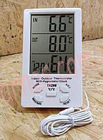 Термометр-гигрометр TA298 цифровой c выносным датчиком, фото 1