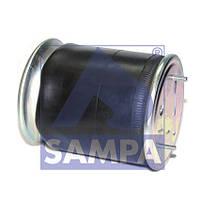 Пневмоподушка подвески с металическим стаканом   554022-K