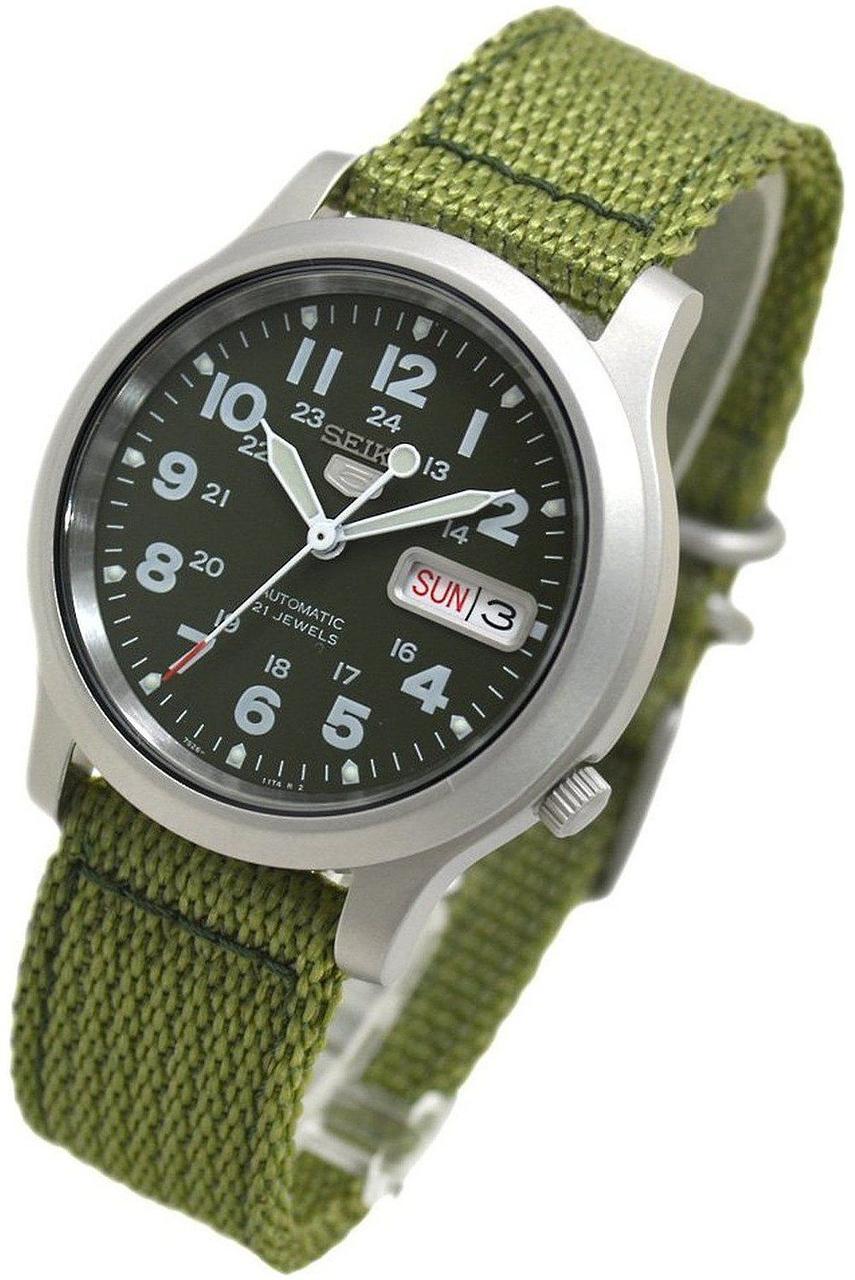 Часы Seiko 5 SNKN29K Automatic 7S26