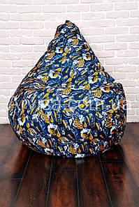 Бескаркасное Кресло мешок груша пуфик XL oxford