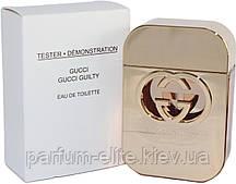 Женская туалетная вода Gucci Guilty woman 75ml(tester)