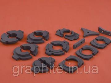 Графитовые и углеродные материалы в стекольном производстве.