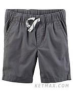 Поплиновые шорты Carter's для мальчика