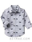 Рубашка Gymboree для мальчика
