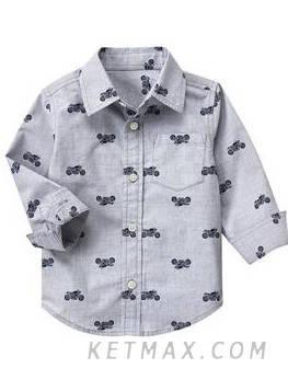 Рубашка Gymboree для мальчика, фото 2