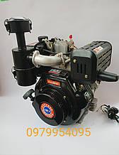Двигатель дизельный  186FE