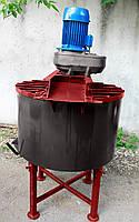 Бетоносмеситель (растворосмеситель, бетономешалка, растворомешалка) на 100 литров