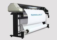 Плоттер для печати лекал на бумагу SINAJET POPJET 1600C-Z TWO HEAD