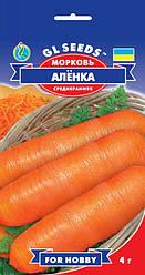 Семена - Морковь Аленка, пакет 4 г