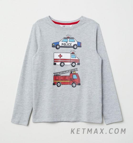 Реглан H&M для мальчика
