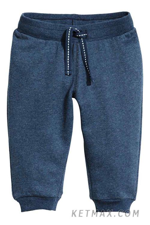 Штанишки на флисе H&M для мальчика