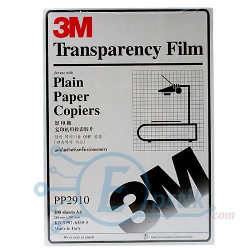 Прозрачная пленка 3M для лазерного принтера, A4