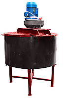 Бетоносмеситель (растворосмеситель, бетономешалка,) объемом 120 л.
