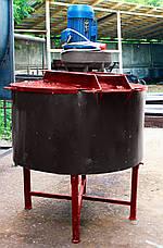 Бетоносмеситель (растворосмеситель, бетономешалка,) объемом 120 л., фото 2