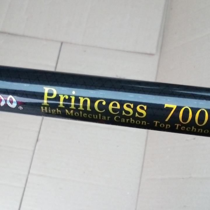 Махова вудка карбонова 7м Mikado Princess з кільцями