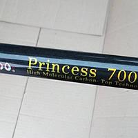 Удочка маховая карбоновая 7м Mikado Princess с кольцами