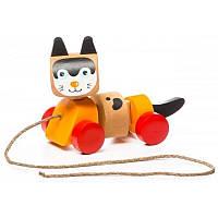 Детская игрушка котик-каталка (13616)