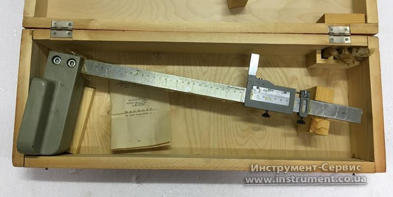 Штангенрейсмас ШР- 400, 40-400 мм, цена деления 0,05 (Киров)