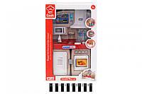 Ігровий набір Кухня 3032 на батарейках, звук, світло