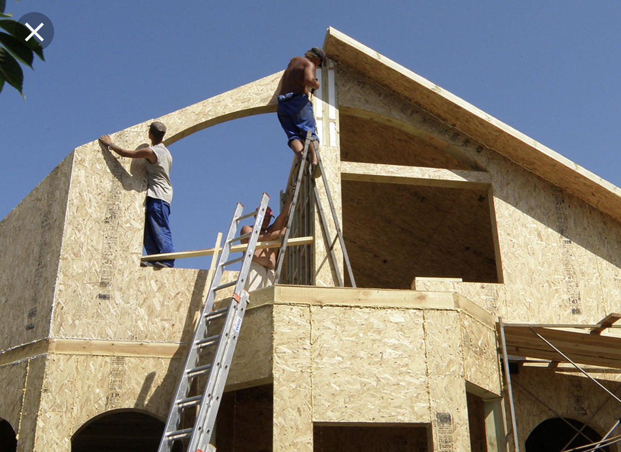 Строительство домов,Реконструкция.Ремонт